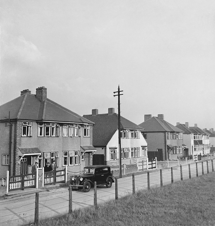 Falcon Wood, London, 1937