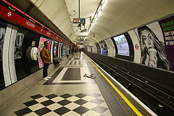 © Licensed to London News Pictures. 04/03/2020. London, UK. A less busy Holborn Underground station this morning due to Coronavirus outbreak. Fifty one people have tested positive of Coronavirus (Covid-19) in the UK. Photo credit: Dinendra Haria/LNP