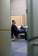 27.MARCH.2012. WASHINGTON D.C<br /> <br /> PRESIDENT BARACK OBAMA TALKS WITH NATIONAL SECURITY ADVISOR TOM DONILON DURING A BREAK IN THE NUCLEAR SECURITY SUMMIT AT THE COEX CENTER IN SEOUL, REPUBLIC OF KOREA, MARCH 27, 2012.  <br /> <br /> BYLINE: EDBIMAGEARCHIVE.COM<br /> <br /> *THIS IMAGE IS STRICTLY FOR UK NEWSPAPERS AND MAGAZINES ONLY*<br /> *FOR WORLD WIDE SALES AND WEB USE PLEASE CONTACT EDBIMAGEARCHIVE - 0208 954 5968*