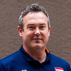 13-10-2018 JPN: World Championship Volleyball Women day 14, Nagoya<br /> Portraits Dutch Volleybal Team - Chris McGown