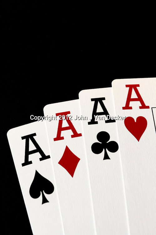 Four Aces. A sign of excellence.