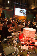 The Secret Winter Gala in aid of Save the Children and sponsored by Bulgari. Guildhall. London. 26 November 2013