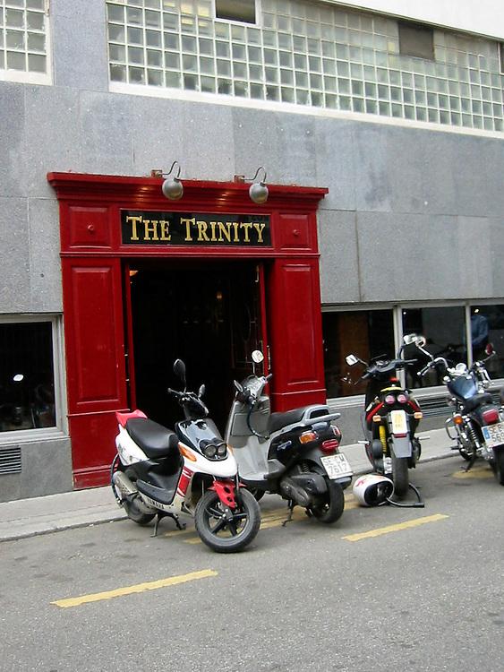 Trinity Bar, Seville, Spain
