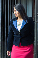Employment Minister Priti Patel arrives for Cabinet at Downing Street, London<br /> Picture by Paul Davey/Focus Images Ltd +447966 016296<br /> 16/03/2016