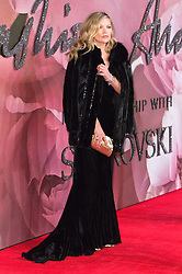 © Licensed to London News Pictures. 05/12/2016.KATE MOSS arrives for The Fashion Awards 2016 celebrating the best of British and international fashion. London, UK. Photo credit: Ray Tang/LNP