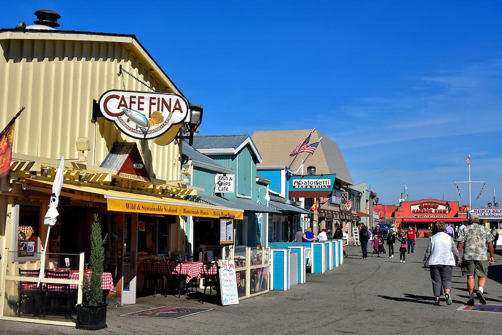Restaurant  Monterey Ca