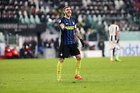 05.02.2017- Torino - Serie A 2016/17 - 23a giornata  -  Juventus-Inter nella  foto: la rabbia di Mauro Icardi