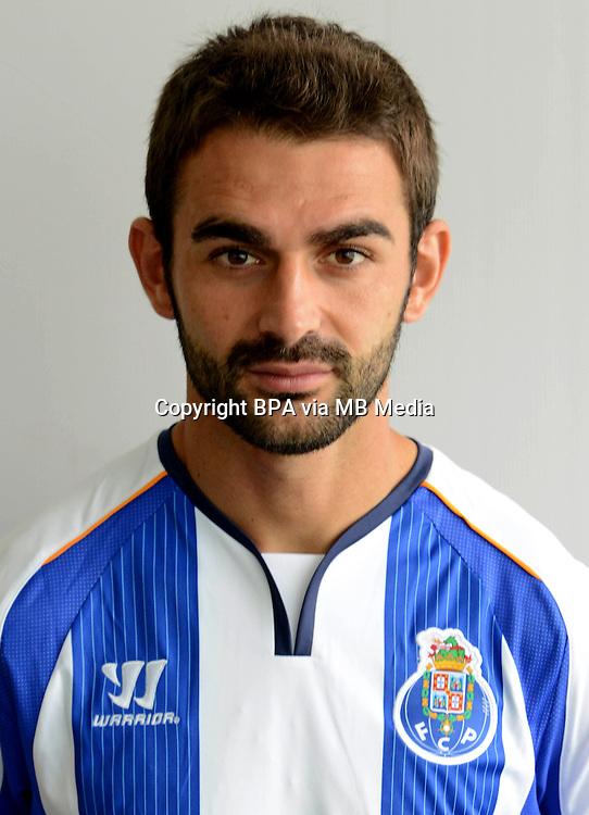 Portugal - Primera Liga Zon-Sagres 2014-2015 / <br /> Adrian Lopez Alvarez   &quot; Adrian Lopez &quot;  - <br /> ( FC Porto )