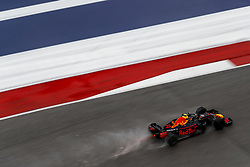 October 19, 2018 - Austin, United States - Motorsports: FIA Formula One World Championship; 2018; Grand Prix; United States, FORMULA 1 PIRELLI 2018 UNITED S GRAND PRIX , Circuit of The Americas#33 Max Verstappen (NDL, Red Bull Racing) (Credit Image: © Hoch Zwei via ZUMA Wire)