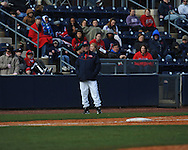 Former Rebel Jake Gibbs at Ole Miss baseball alumni game at Oxford-University Stadium in Oxford, Miss. on Saturday, February 5, 2011.