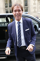 April 17, 2018 - London, London, United Kingdom - Sir Cliff Richard arriving at the High Court in London as his case against the BBC continues. (Credit Image: © Stephen Lock/i-Images via ZUMA Press)
