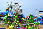 Carnival Rides, Kiosks, Trailers, etc.