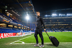 February 21, 2019 - London, Great Britain - 190221 Markus Rosenberg of MalmÅ¡ FF leaves the stadium after the Europa league match between Chelsea and MalmÅ¡ FF on February 21, 2019 in London..Photo: Petter Arvidson / BILDBYRN / kod PA / 92228 (Credit Image: © Petter Arvidson/Bildbyran via ZUMA Press)