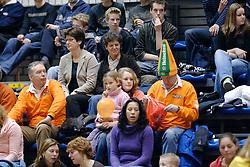 05-03-2006 VOLLEYBAL: FINAL 4 HEREN:  ORION - ORTEC NESSELANDE: ROTTERDAM<br /> In een mooie finale was Nesselande in 3 sets te sterk voor Orion / Supporters Nesselande<br /> Copyrights2006-WWW.FOTOHOOGENDOORN.NL