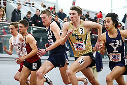 ECAC/IC4A Track and Field Indoor Championships<br /> Mile Run, McGorty, William & Mary, Start