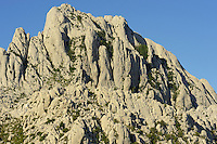 Tulove Grede rock formations, Velebit Nature Park, Rewilding Europe rewilding area, Velebit  mountains, Croatia