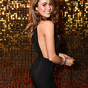 Bethan Wright is an actress attend the BritAsiaTV Presents Kuflink Punjabi Film Awards 2019 at Grosvenor House, Park Lane, London,United Kingdom. 30 March 2019