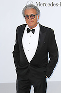 ANTIBES, FRANCE - MAY 24:  Giuseppe Zanotti arrives at amfAR's Cinema Against AIDS at Hotel Du Cap on May 24, 2012 in Antibes, France.  (Photo by Tony Barson/FilmMagic)
