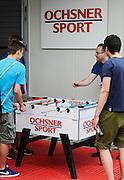 14.05.2015; Zuerich; Blue Stars/FIFA Youth Cup; (Steffen Schmidt/freshfocus)