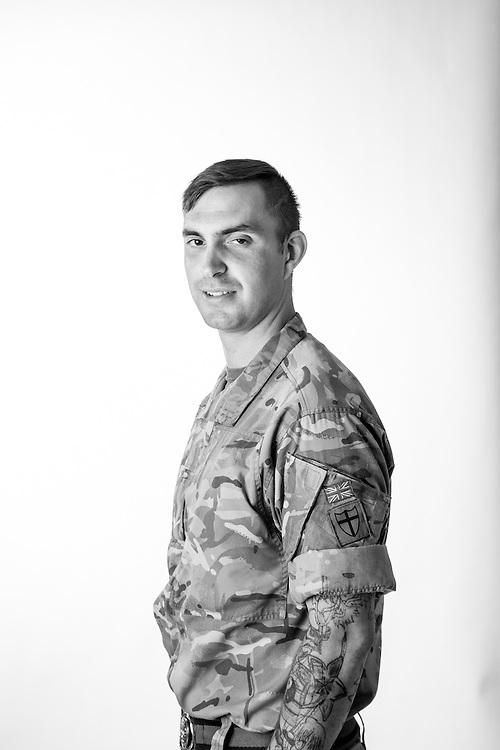 Damon King, Army - Royal Engineers, Lance Corporal, Amphibious Engineer, Bricklayer, 2008 - present, Cyprus (UN)