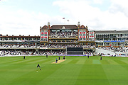 The Oval in all it's splendour during the Royal London 1 Day Cup match between Surrey County Cricket Club and Kent County Cricket Club at the Kia Oval, Kennington, United Kingdom on 12 May 2017. Photo by Jon Bromley.