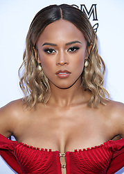 BEVERLY HILLS, LOS ANGELES, CA, USA - APRIL 08: The Daily Front Row's 4th Annual Fashion Los Angeles Awards held at the Beverly Hills Hotel on April 8, 2018 in Beverly Hills, Los Angeles, California, United States. 08 Apr 2018 Pictured: Serayah McNeill. Photo credit: Xavier Collin/Image Press Agency / MEGA TheMegaAgency.com +1 888 505 6342