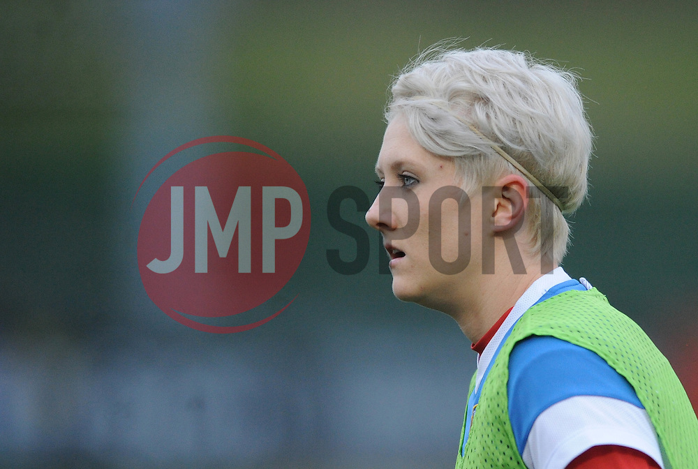 Bristol Academy Womens' Lauren Townsend - Photo mandatory by-line: Dougie Allward/JMP - Mobile: 07966 386802 - 02/04/2015 - SPORT - Football - Bristol - SGS Wise Campus - BAWFC v Chelsea Ladies - Womens Super League