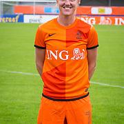 NLD/Velsen/20130701 - Selectie Nederlands Dames voetbal Elftal, Kirsten van de Ven