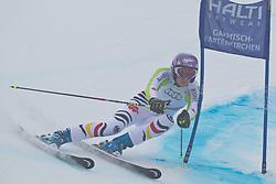 17.02.2011, Kandahar, Garmisch Partenkirchen, GER, FIS Alpin Ski WM 2011, GAP, Riesenslalom, im Bild Maria Riesch (GER) // Maria Riesch (GER) during Giant Slalom Fis Alpine Ski World Championships in Garmisch Partenkirchen, Germany on 17/2/2011. EXPA Pictures © 2011, PhotoCredit: EXPA/ J. Groder