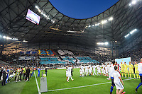 Stade Velodrome - 10.05.2015 - Marseille / Monaco - 36eme journee de Ligue 1<br /> Photo : Alexandre Dimou / Icon Sport