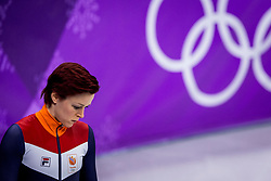 17-02-2018 KOR: Olympic Games day 8, PyeongChang<br /> 1500 m / Jorien ter Mors #141 of the Netherlands