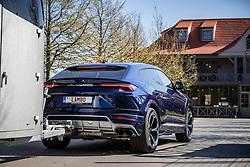 Lamborghini<br /> Lamborghini SUV - QC Stables - Sint Niklaas 2019<br /> © Hippo Foto - Dirk Caremans<br /> 29/03/2019