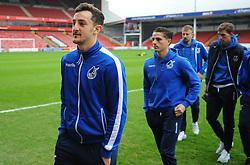 Tom Lockyer of Bristol Rovers arrives at the Bank's Stadium- Mandatory by-line: Nizaam Jones/JMP - 26/12/2018 - FOOTBALL - Banks's Stadium - Walsall, England- Walsall v Bristol Rovers - Sky Bet League One