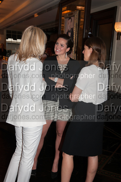 BRONWEN CARTER, Vanity Fair Lunch hosted by Graydon Carter. 34 Grosvenor Sq. London. 14 May 2013