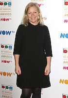 Charlotte Moore, Broadcasting Press Guild 42nd Annual Television & Radio Awards, Theatre Royal Drury Lane, London UK, 11 March 2016, Photo by Brett D. Cove