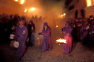 Easter Procession, Samana Santa, Holy Week, Antigua, Guatemala, Central America
