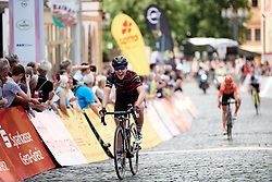Lisa Klein (GER) wins Lotto Thüringen Ladies Tour 2019 - Stage 4, a 114.8 km road race in Gotha, Germany on May 31, 2019. Photo by Sean Robinson/velofocus.com