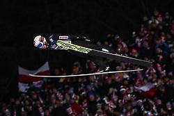 26.01.2020, Wielka Krokiew, Zakopane, POL, FIS Weltcup Skisprung, Zakopane, Herren, Wertungsdurchgang, im Bild Kamil Stoch (POL) // Kamil Stoch (POL) during his competition jump of FIS Ski Jumping world cup at the Wielka Krokiew in Zakopane, Poland on 2020/01/26. EXPA Pictures © 2020, PhotoCredit: EXPA/ Tadeusz Mieczynski