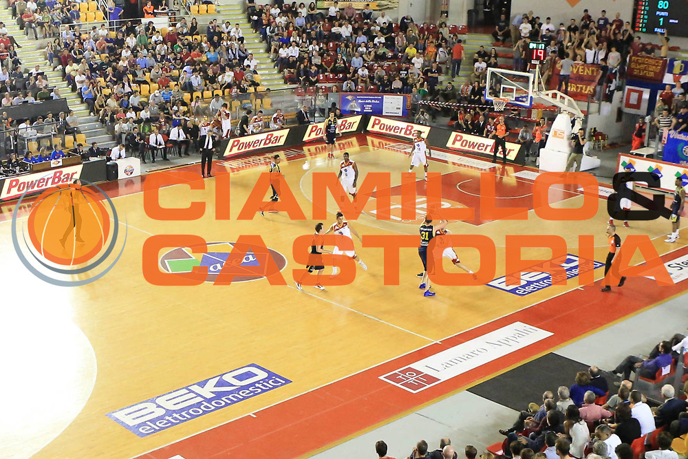 DESCRIZIONE : Roma Lega A 2012-2013 Acea Roma Sutor Montegranaro<br /> GIOCATORE : palazzetto tifosi <br /> CATEGORIA : curiosita marketing <br /> SQUADRA : Acea Roma<br /> EVENTO : Campionato Lega A 2012-2013 <br /> GARA : Acea Roma Sutor Montegranaro<br /> DATA : 05/05/2013<br /> SPORT : Pallacanestro <br /> AUTORE : Agenzia Ciamillo-Castoria/M.Simoni<br /> Galleria : Lega Basket A 2012-2013  <br /> Fotonotizia : Roma Lega A 2012-2013 Acea Roma Sutor Montegranaro<br /> Predefinita :