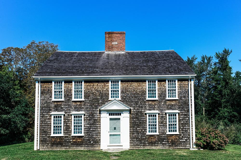 Winslow Crocker House, Yarmouth Port, USA, Massachusetts, USA Circa 1780
