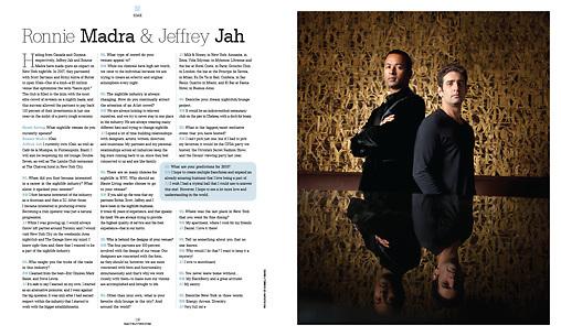 Ronnie Madra & Jeffrey Jah