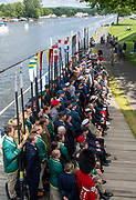 Henley on Thames, England, United Kingdom, Tuesday, 02.07.19, Members of the crews of the Armed Forces, taking part in the King's Cup, Henley Royal Regatta,  Henley Reach, [©Karon PHILLIPS/Intersport Images]<br /> <br /> 11:43:43 1919 - 2019, Royal Henley Peace Regatta Centenary,