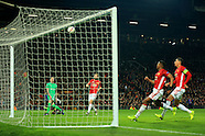 Manchester: Manchester United v Saint-Etienne 16 Feb 2017