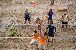 21-07-2018 NED: CEV DELA Beach Volleyball European Championship day 7<br /> Side events in de indoor beach hal, beachvolleybal