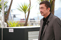 Director Nuri Bilge Ceylan at the photocall for the film Winter Sleep (Palme d'Or winner) at the 67th Cannes Film Festival, Friday 16th May 2014, Cannes, France