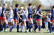 October 28, 2017: The Rogers State University Hillcats play the Oklahoma Christian University Eagles on the campus of Oklahoma Christian University