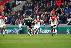 RUGBY - CHAMPIONS CUP - 2017<br /> bezy (sebastien)
