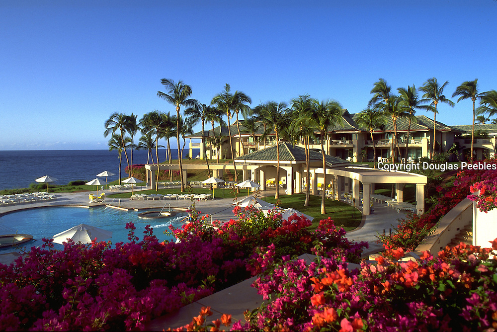 Manele Bay Hotel, Lanai, Hawaii, USA<br />