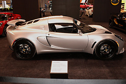 08 February 2007: Lotus Exige S. The Chicago Auto Show is a charity event of the Chicago Automobile Trade Association (CATA) and is held annually at McCormick Place in Chicago Illinois.