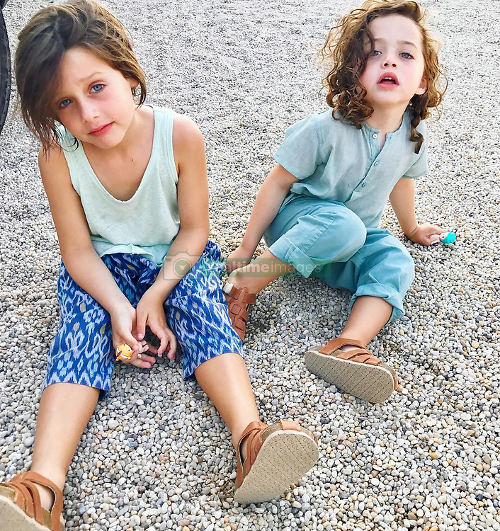 "Rachel Zoe releases a photo on Instagram with the following caption: ""Brothers taking a breather #beachedout\ud83d\ude34 #skyandkaius\ud83d\udc99\ud83d\udc7c XoRZ"". Photo Credit: Instagram *** No USA Distribution *** For Editorial Use Only *** Not to be Published in Books or Photo Books ***  Please note: Fees charged by the agency are for the agency's services only, and do not, nor are they intended to, convey to the user any ownership of Copyright or License in the material. The agency does not claim any ownership including but not limited to Copyright or License in the attached material. By publishing this material you expressly agree to indemnify and to hold the agency and its directors, shareholders and employees harmless from any loss, claims, damages, demands, expenses (including legal fees), or any causes of action or allegation against the agency arising out of or connected in any way with publication of the material."